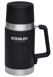Stanley Master Food Thermos 0.7l Black