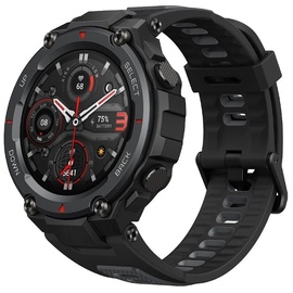 Išmanusis laikrodis Xiaomi Amazfit T-Rex Pro, juoda