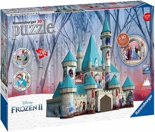 3D dėlionė Ravensburger Frozen II Disney Castle 11156, 216 dalių