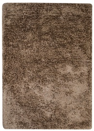 Paklājs Home4you Surina-04 Dark Brown, 200x140 cm