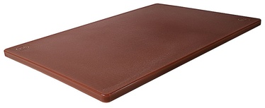 Contacto Colour Coded Cutting Board 45cm Brown