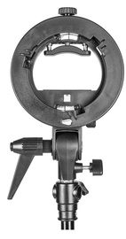 Quadralite Reporter S-holder for Studio Light Modifiers