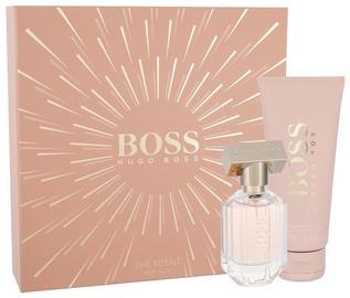 Hugo Boss The Scent For Her 100ml EDP + 200ml Body Lotion New Design