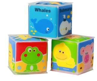 BabyOno Learning Cubes 3pcs