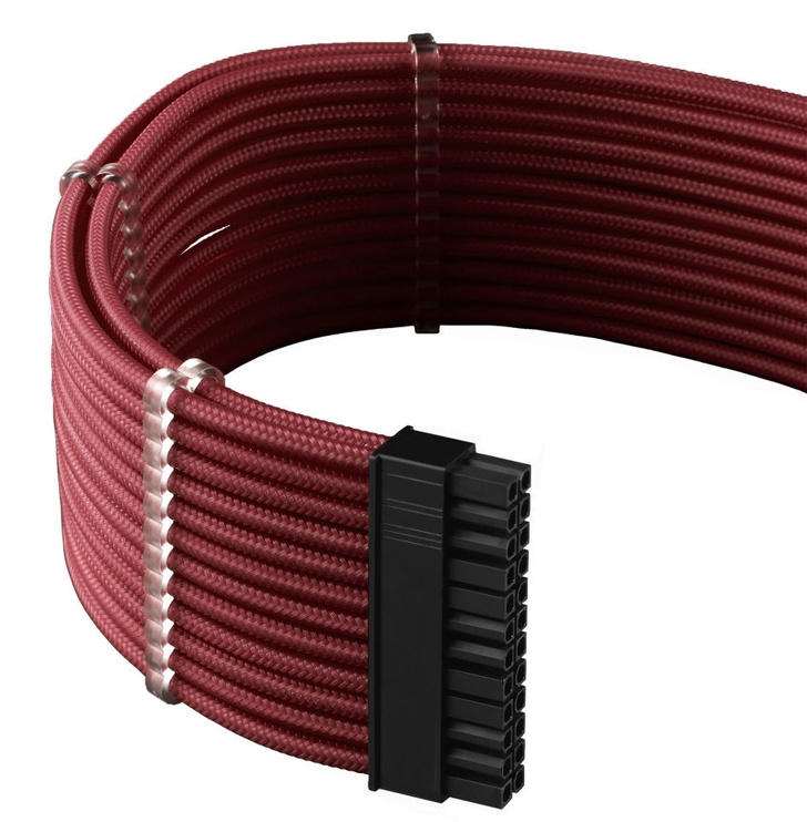 CableMod PRO ModMesh RT-Series Cable Kit Blood Red