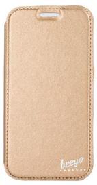 Чехол Beeyo Glamour Book Case For LG K3 Gold