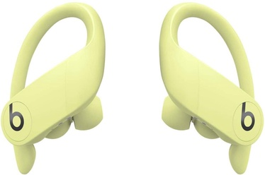 Ausinės Beats Powerbeats Pro In-Ear Spring Yellow, belaidės