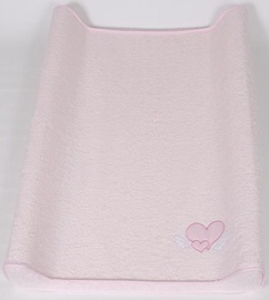 Ceba Baby Changing Mat Cover 50x80cm Little Angel Pink