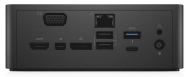 DELL Docking Station USB / Displayport/RJ-45 Black