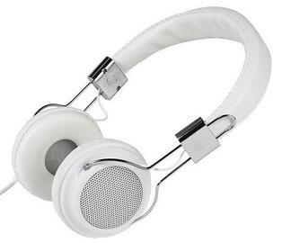 Ausinės Vivanco Headphones COL400 White
