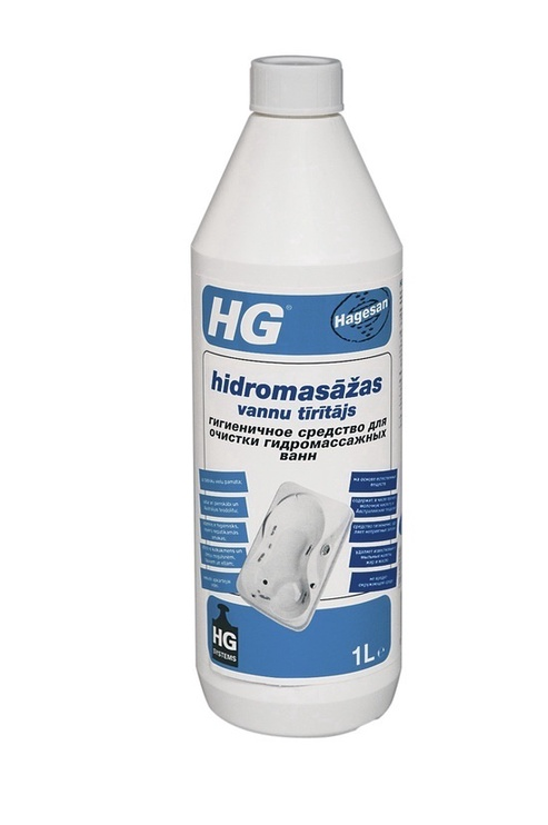 Puhastusvahend mullivannile HG 1l