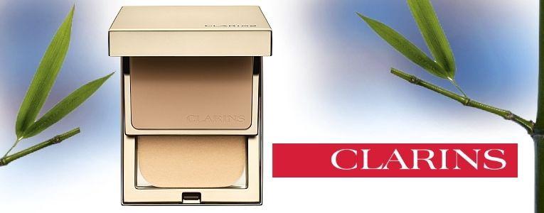 Clarins Everlasting Compact Foundation SPF9 10g 107