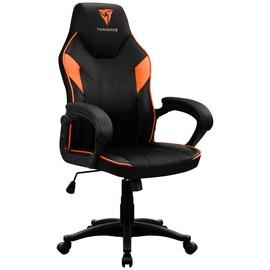 Žaidimų kėdė Thunder X3 EC1 Air Black/Orange