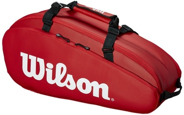 Wilson Tour 2 Compartment Small Bag Red