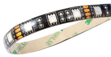 Aqua Computer RGB-LED Strip IP65 100cm Black