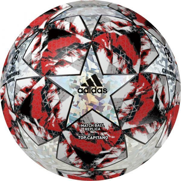 Adidas Finale Top Capitano Ball Multicolor Size 5