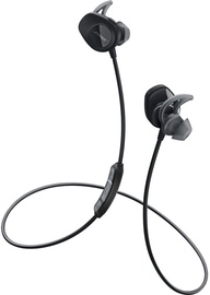 Ausinės Bose SoundSport Wireless In-Ear Earphones Black