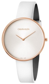 Calvin Klein Women's Watch Full Moon K8Y236L6 White