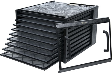 Excalibur 4926TBCD 9 Trays Black
