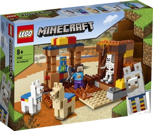 Constructor LEGO Minecraft The Trading Post 21167