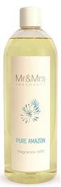 Õhuvärskendaja Mr & Mrs Fragrance Blanc Liquid Diffuser Refill Pure Amazon, 200 ml