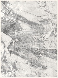 Paklājs Mutas Carpet 8807a_k2236, smilškrāsas, 300x200 cm