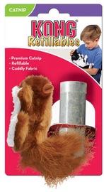 Игрушка с кошачьей мятой Kong Refillable Catnip Squirrel