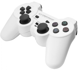 Esperanza Corsair USB Gamepad White/Black