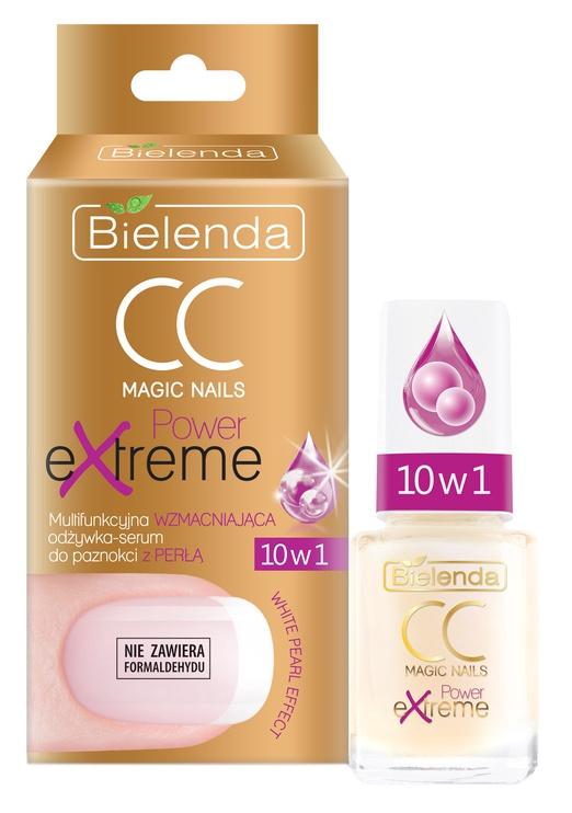 Bielenda CC Magic Nails Strenghtening Nail Serum-Conditioner With Pearls 11ml