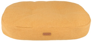 Amiplay Montana Oval Mattress M 61x52x9cm Yellow