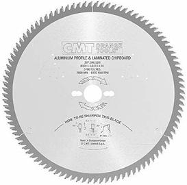 CMT 297.081.10M Non-Metal/Laminate Saw Blade