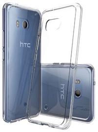 Mocco Ultra Back Case For HTC 10 Transparent