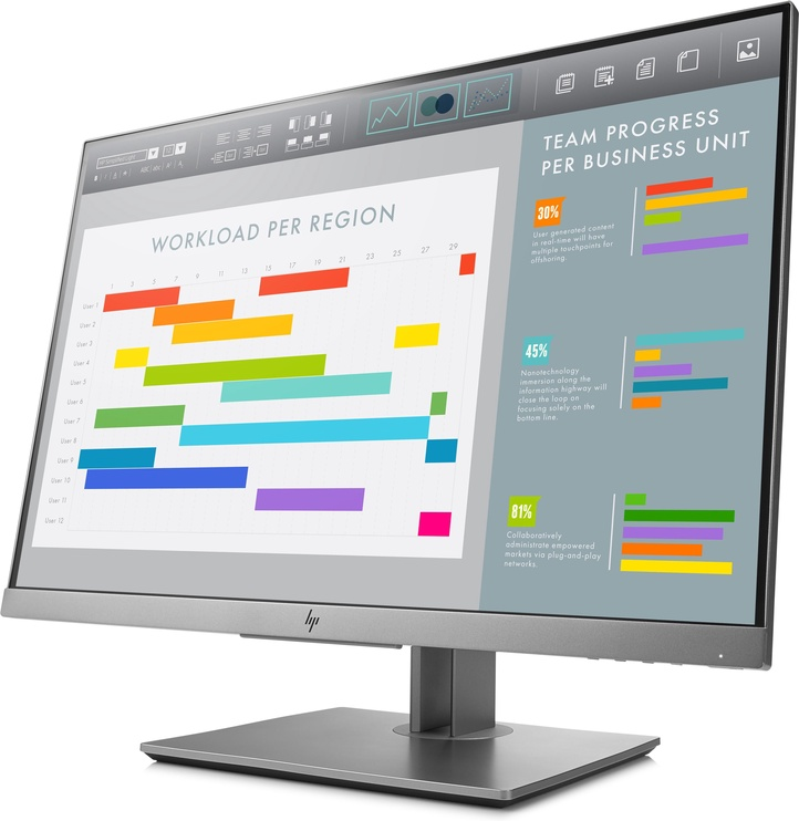 Monitorius HP EliteDisplay E243i