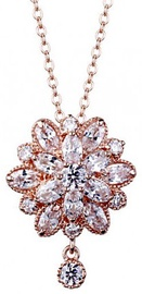 Vincento Pendant with Swarovski Elements CP-1013