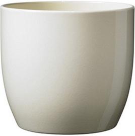 Вазон Soendgen Keramik Basel Color 0069/0024/0050 White