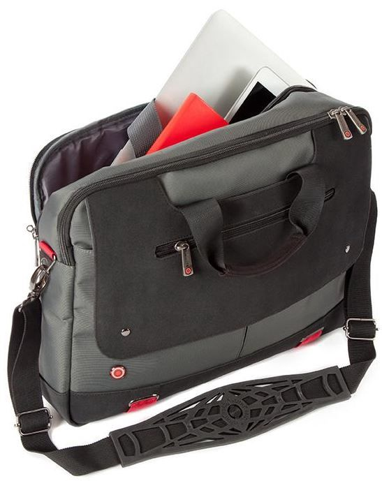 """i-stay Notebook Bag IS0502 For 15.6"""" Grey"""
