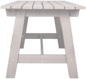 Folkland Timber Riva Table White