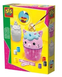 SES Creative Casting And Painting Unikitty Cupcake 01287