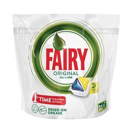 Automatinių indaplovių kapsulės FAIRY All in 1 Lemon, 24 vnt.