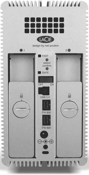 """LaCie 12TB 2big Quadra 3.5"""" STGL12000400"""