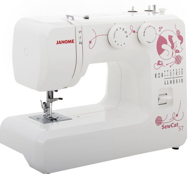 Janome Sewing Machine SewCat 57