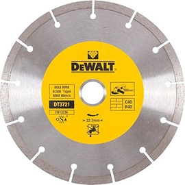 DeWALT DT3721-QZ Diamond Blade 180mm