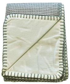 Lodger Baby Blanket Honeycomb 75x100cm Leaf