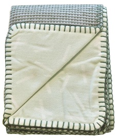 Lodger Baby Blanket Honeycomb 75x100cm Leaf