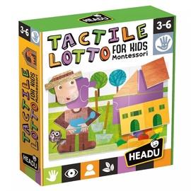 Headu Montessori Tactile Lotto For Kids