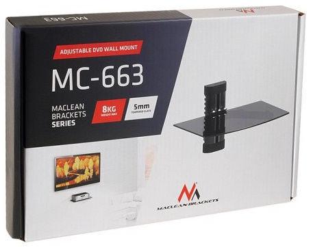 Televiisorialus Maclean, 8 kg