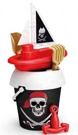 Smilšu kastes rotaļlietu komplekts Adriatic Pirate, daudzkrāsains