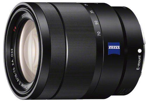 Objektyvas Sony SEL-1670 E 16-70mm f/4