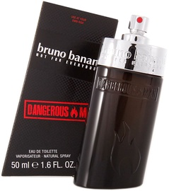 Bruno Banani Dangerous Man 50ml EDT