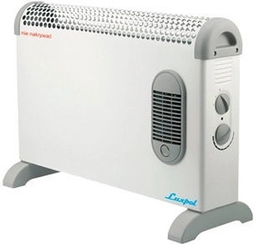 Luxpol Convector Heater CH-11F Turbo